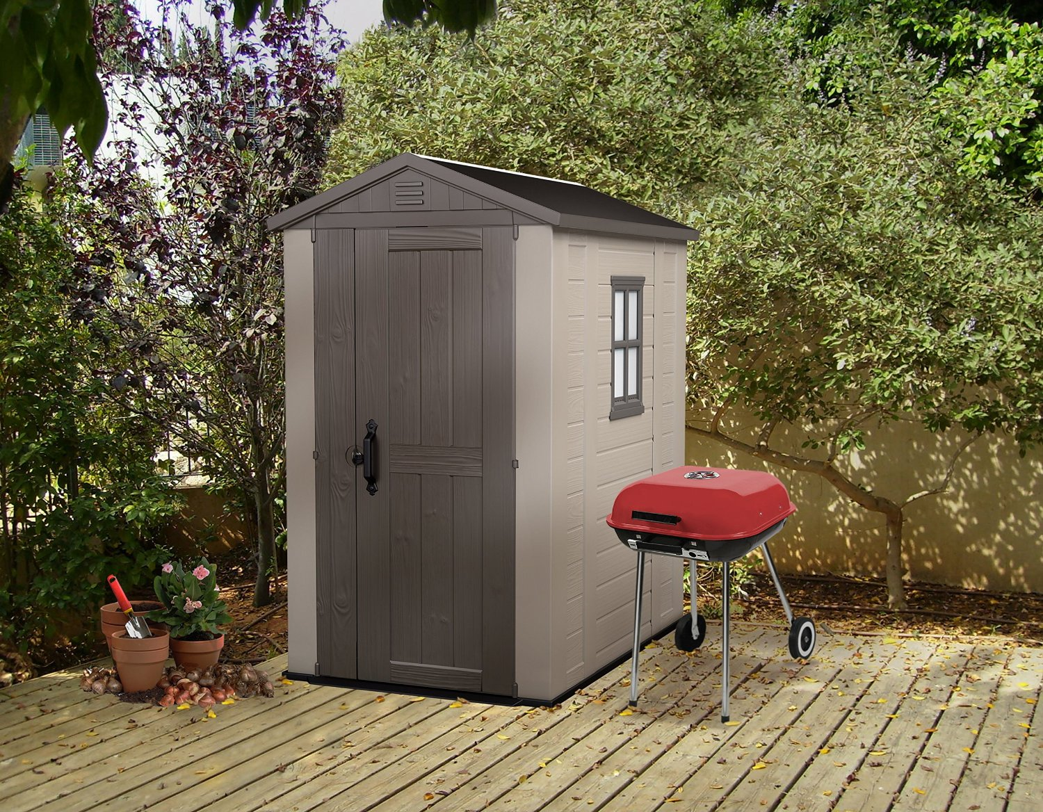 quality plastic sheds low maintenance storage solutions part 11