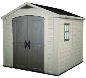 Factor 8 x 8 ft Shed