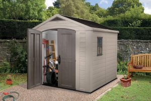 Keter Factor 8ft x 8ft Shed