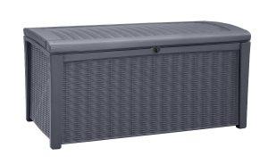 Borneo storage box-grey