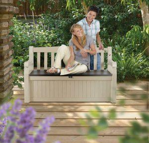 Eden Garden Bench
