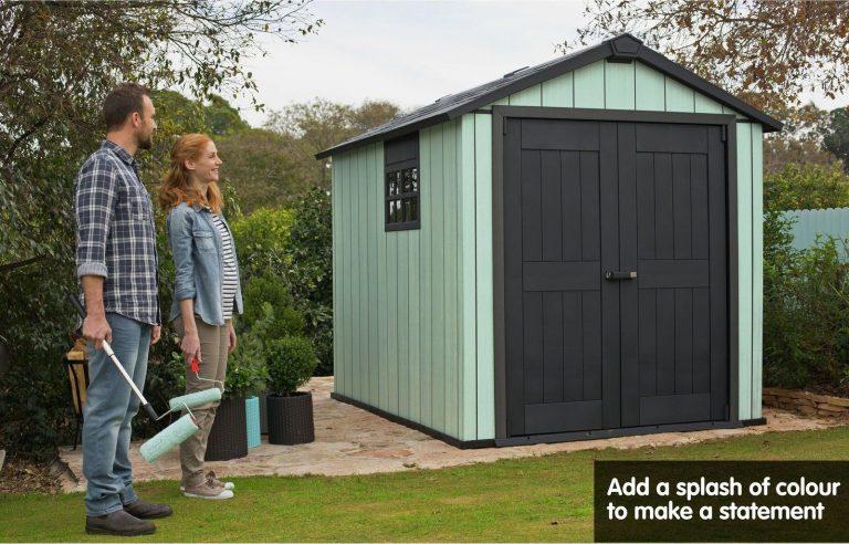 Resin Garden Storage Sheds Quality Plastic Sheds