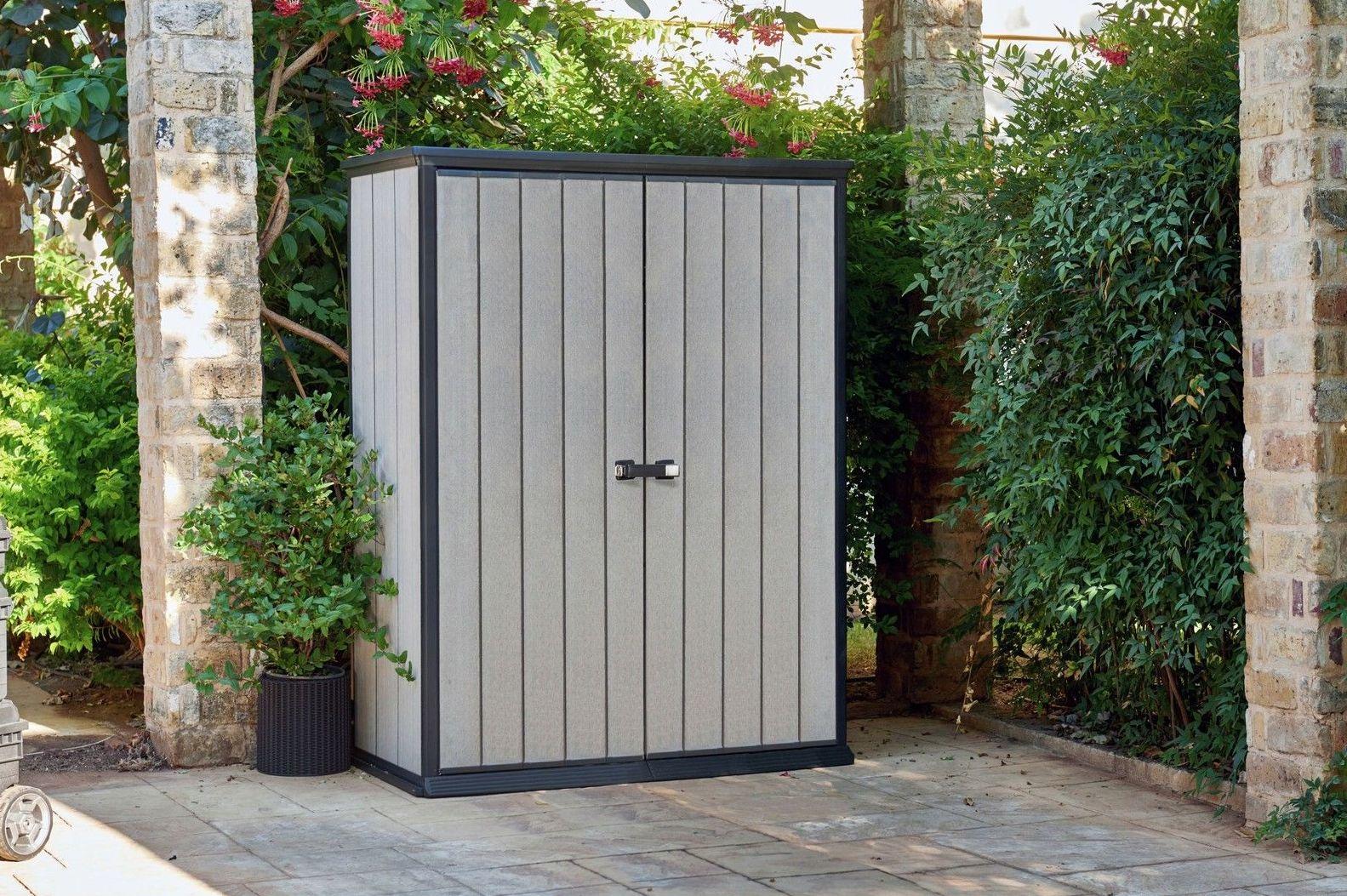Small Outdoor Storage Units - Keter Garden Store