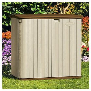 Outdoor Horizontal Storage Sheds