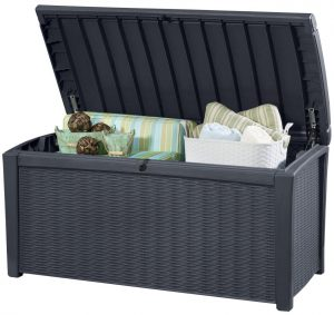 Borneo storage box-grey