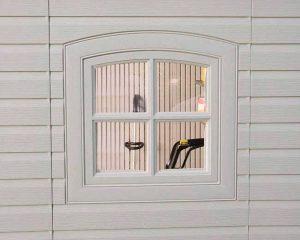Lifetime Shatterproof Window