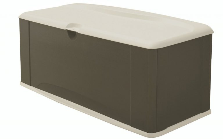 Rubbermaid 16 cb ft capacity deck box