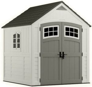Review of the Suncast Cascade 7 x 7 ft Shed