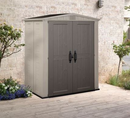 Keter Factor 6x3 Shed