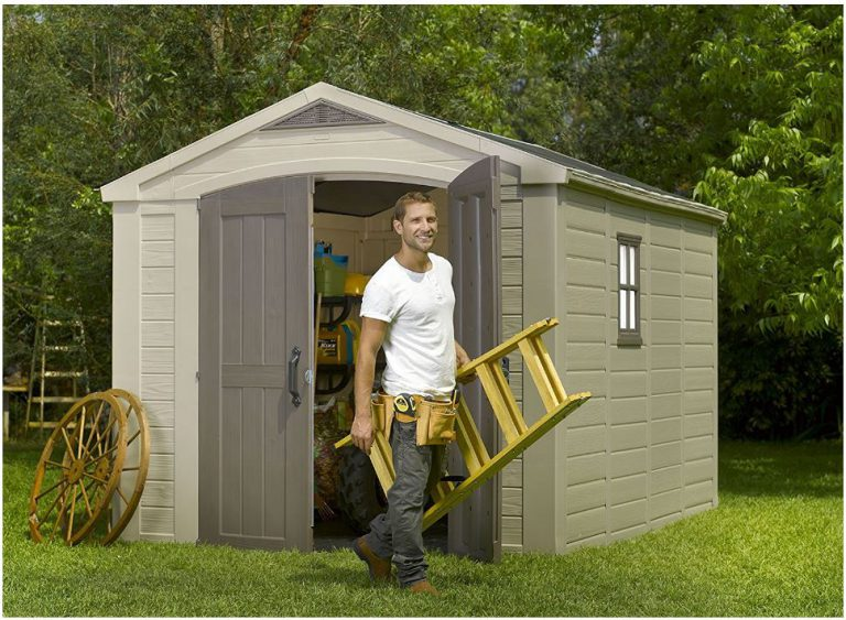 Keter Factor 8x11 Outdoor Shed