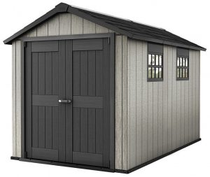 8 x 10 Resin Storage Shed