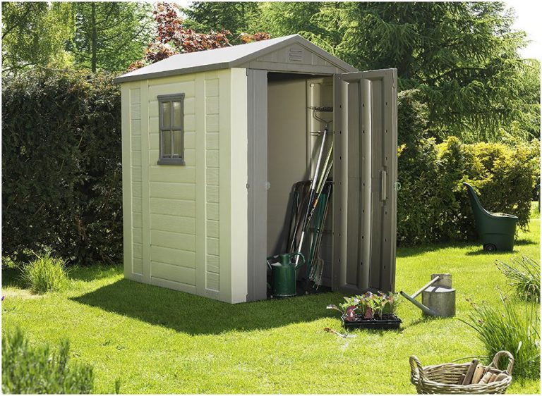 Keter Factor 6 x 4 Shed