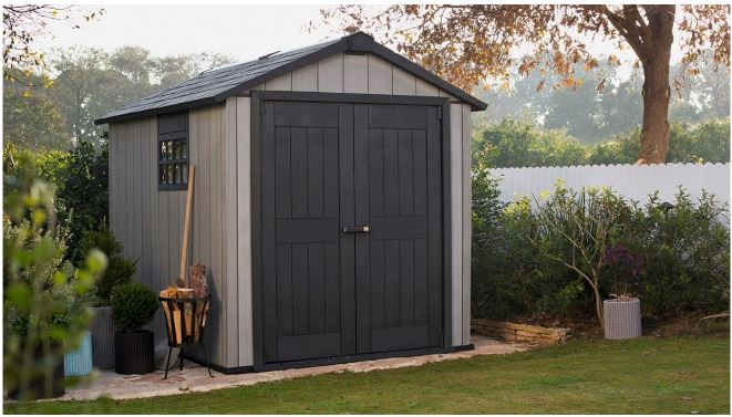 Oakland 7.5 x 9 ft Apex Shed
