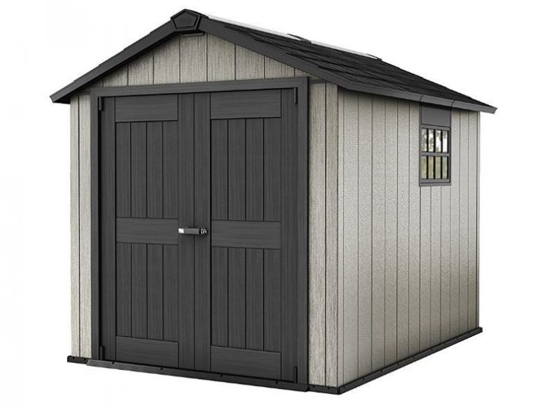Best Rated Resin Storage Shed - Oakland 759