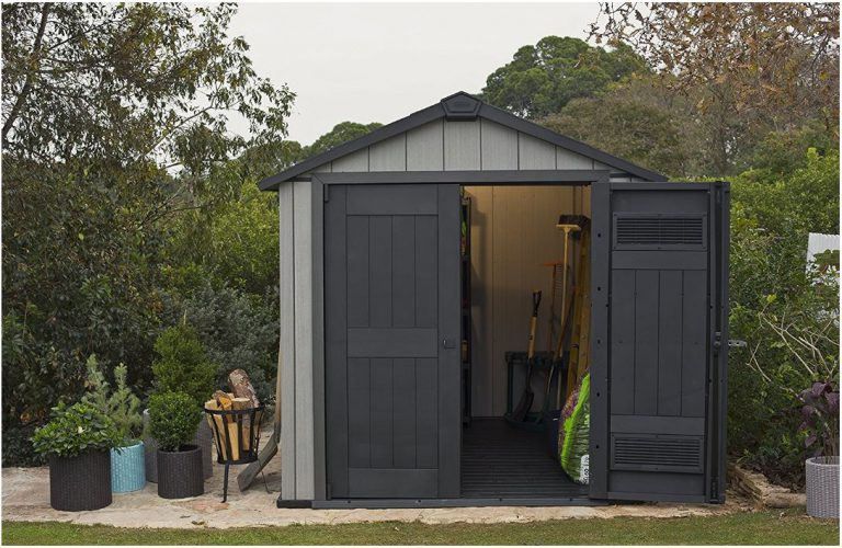 Keter Oakland 7.5 x 7 ft Shed