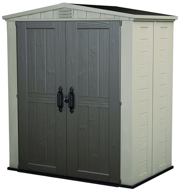 Keter Factor 6 x 3 ft Shed
