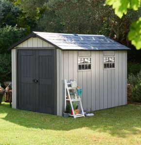 Large Plastic Sheds - Best Resin Sheds