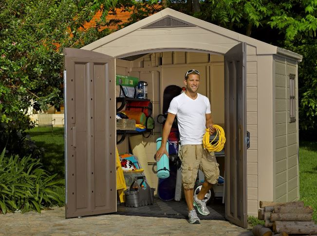 Keter Factor 8x6 Shed
