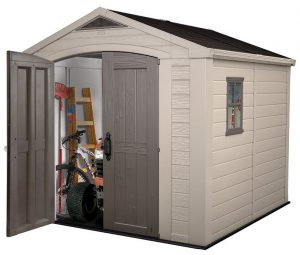 Keter Factor 8x8 ft Shed