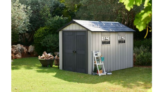 Large Plastic Sheds – Best Resin Sheds