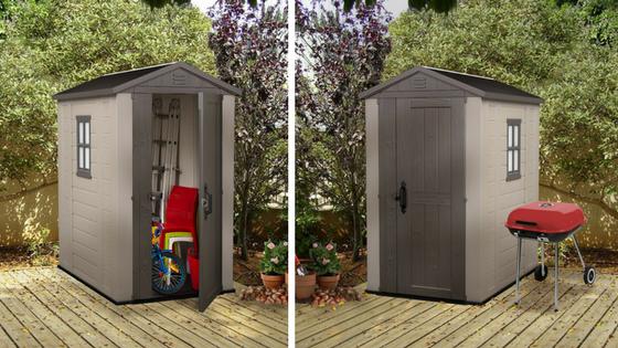 Superieur Low Maintenance Backyard Storage Solutions