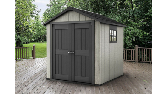 Plastic Shed 7x7 - Quality Plastic Sheds