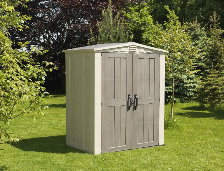 Keter Factor 6x3 ft Shed