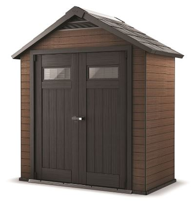 Keter Fusion 7.5 x 4 ft Shed