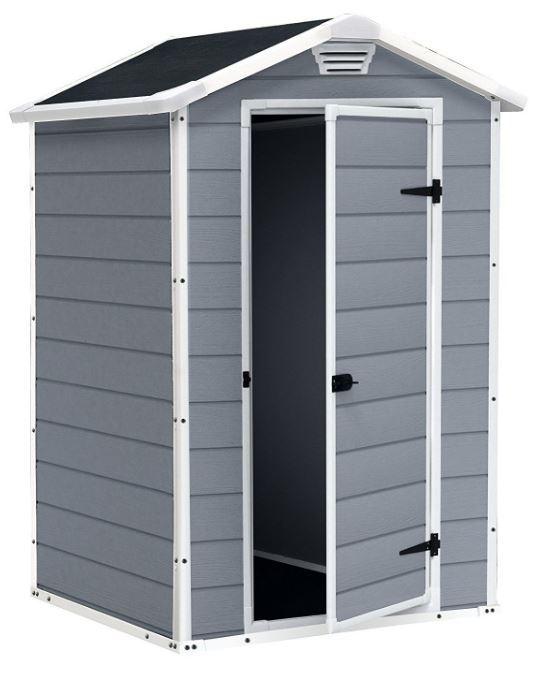 Keter Manor 4 x 3ft Shed