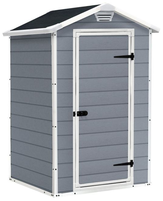 Keter Manor 4 x 3 ft Shed