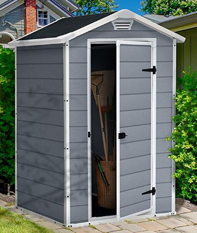 Keter Manor 4x3 Shed