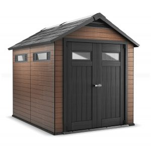 Fusion 7.5 x 9 ft Composite Shed