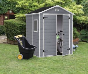 Shop Keter Manor Sheds Quality Plastic Sheds