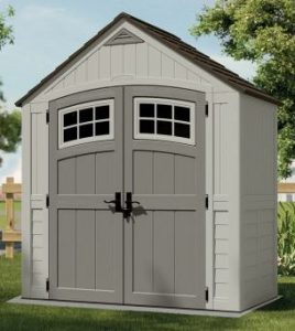 Plastic Sheds Outdoor Storage