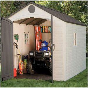 8 x 12 storage sheds