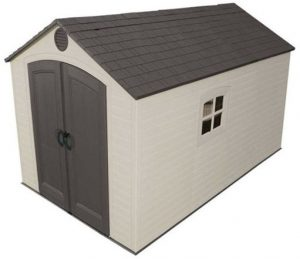 Lifetime 8 x 12.5ft Shed