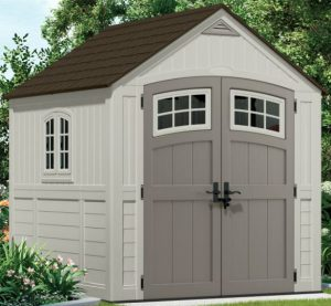 Best Rated Resin Storage Shed