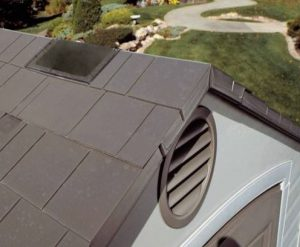 Lifetime's Polyethylene Resin Roof