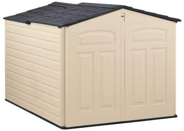 Horizontal Storage Sheds Outdoor Quality Plastic Sheds