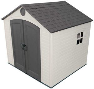 Lifetime 6411 - 8x7.5ft Shed