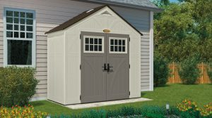 Tremont 8 x 4 ft Shed