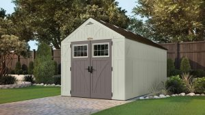 Suncast Tremont 8 ft x 16 ft Shed