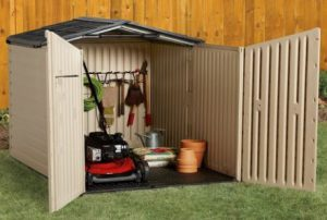 Rubbermaid Slide Lid Shed