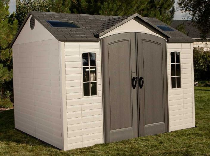 Lifetime 60005, 8 x 10 ft Shed