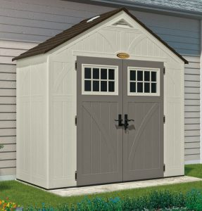Shed For A Patio