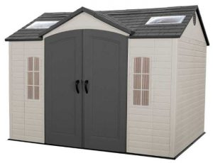 Lifetime 10 x 8 ft Shed