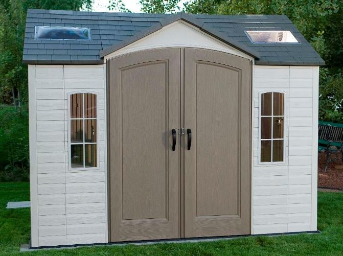 Lifetime 8 x 10 ft Shed
