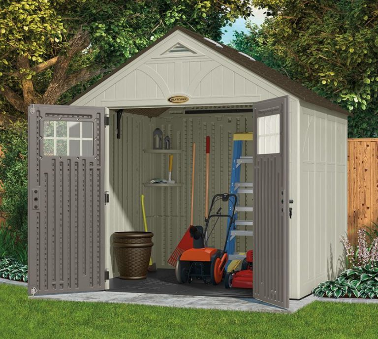 Tremont 8 x 7 ft Shed