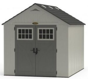 Tremont 8 x 10 ft Shed