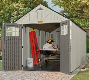 Tremont 8 x 16 ft Shed